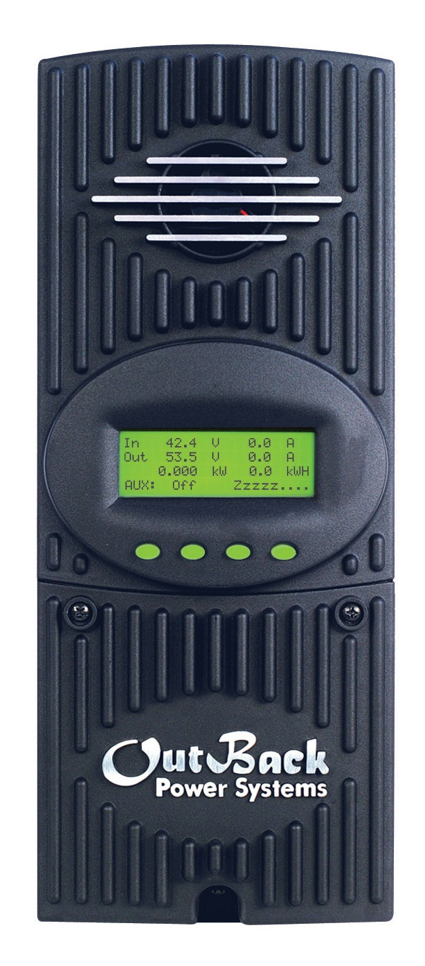 OutBack Power FM 60 Charge Controller
