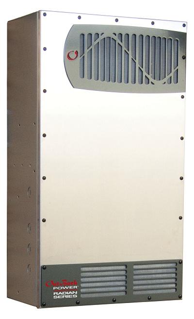 OutBack Power Radian GS8048 Hybrid Inverter | Beyond Oil Solar