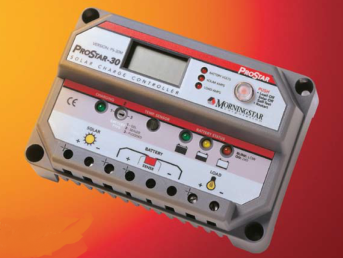 Morningstar ProStar PWM Charge Controllers