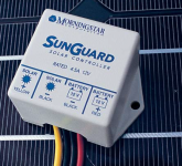 Morningstar SunGuard SG4 Charge Controller