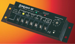 Morningstar SunLight Charge Controller with Lighting Control