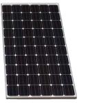 Suniva OPT265-60-4-100 Monocrystalline solar panel with clear frame