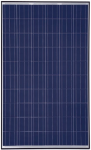 Canadian Solar CS6P-250P PV module with black frame