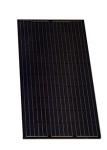 Suniva mono 270 watt black panel and black backing