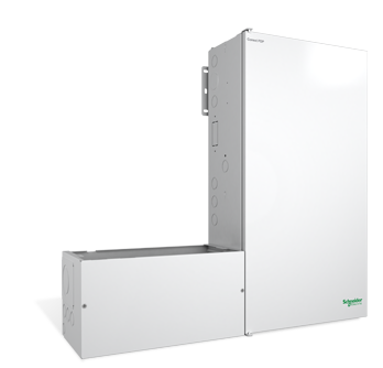 Schneider XW+ Power Distribution Panel
