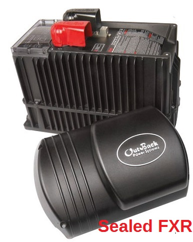 FXR Hybrid inverter/charger from OutBack Power