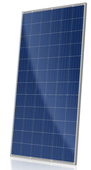 Canadian Solar Cs6x 315p Clear Frame Solar Panel