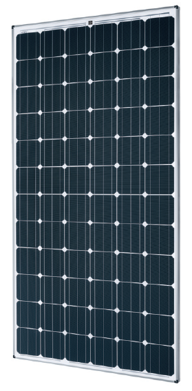 Sunmodule XL module from Solarworld features 72 cells and clear frame