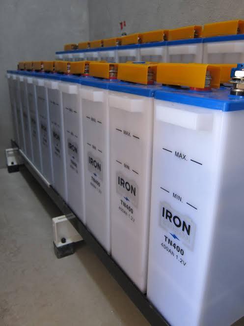 Nickel Iron Battery (Industrial Series)