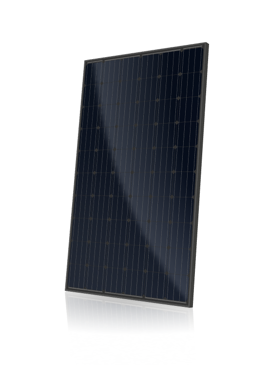 Canadian Solar-CS6K-270M All Black solar panel with mono cell