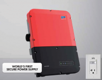 Sunny Boy US series of inverters sized from 3000 to 7700 watts with enhanced features
