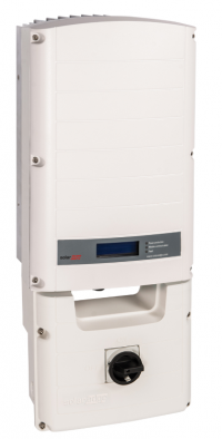 New hybrid inverter from SolarEdge 7600 watts