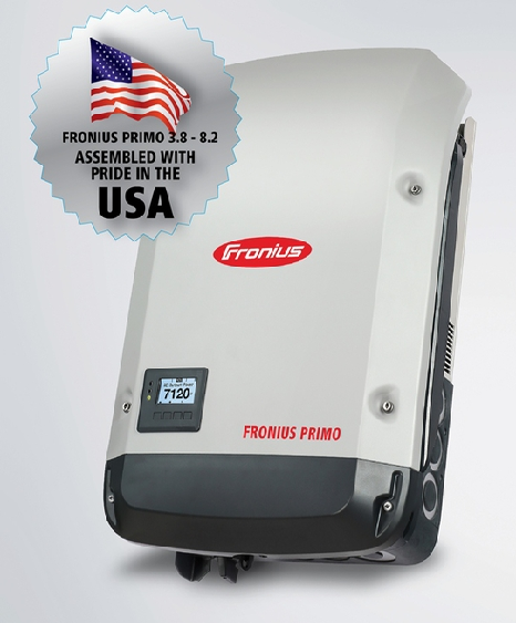 Fronius Primo series of inverters from Fronius