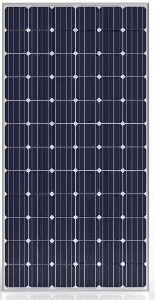 Yingli Solar Ylm72 330w Mono Panel Clear Frame Beyond