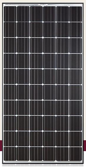 Hanwha Qcells Q Peak G4 1 300 Watt Panel Beyond Oil Solar