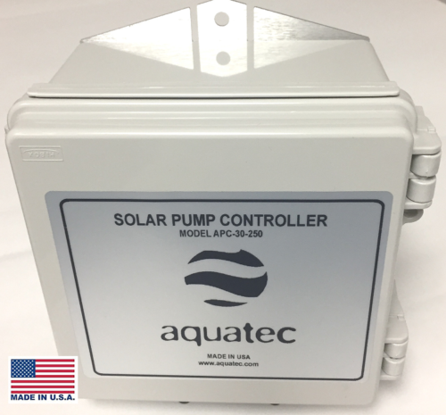 Aquatec APC-30-250 controller for SWP series