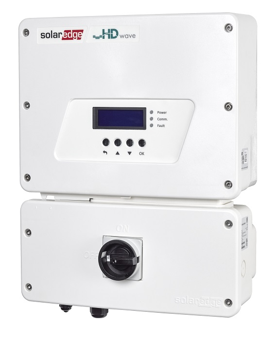 HD Wave inverter series from SolarEdge