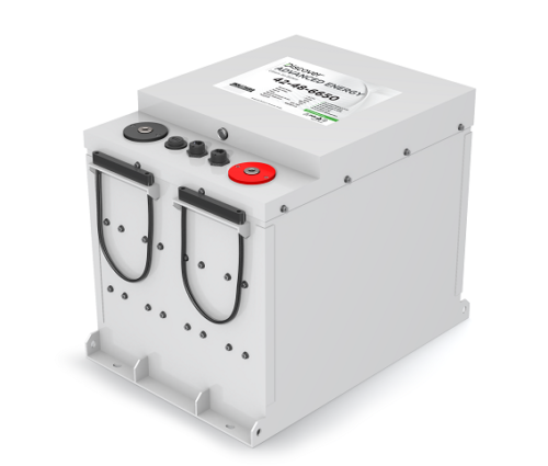 Discover Battery AES 12-48-6650 6.6kWhr/48VDC