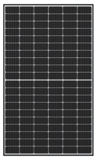 Q.Peak Duo G6+ solar panel with black frame